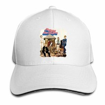 Gram Parsons The Flying Burrito Brothers Wild Horses Baseball Cap Hat White - $29.99