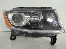 2014 2015 2016 JEEP GRAND CHEROKEE PASSENGER RH HALOGEN HEADLIGHT OEM C49R - $145.50