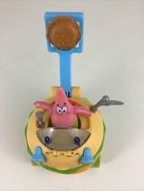 Imaginext Spongebob Squarepants Krabby Patty Wagon Cheeseburger Patrick - $34.60