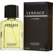 Versace L'Homme By Gianni Versace Edt Spray 3.4 Oz - $111.00