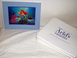 "FOUR WALT DISNEYS ""Ariels Favorites"" (Little Mermaid)Special Edition Lit... - $23.38"