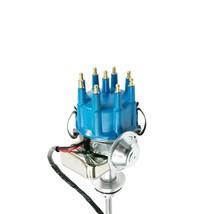 Mopar R2R Distributor Chrysler Dodge Plymouth V8 Engines 318 340 360 Blue image 2