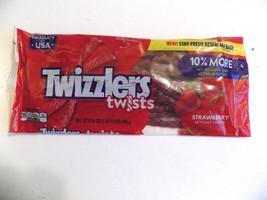 Twizzlers Strawberry Candy Licorice Style Twists, 17.6 oz yummy exp 12/2017 - $0.99