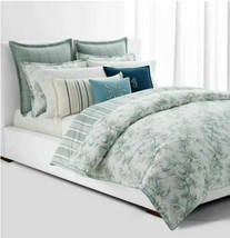 Lauren Ralph Lauren Home Julianne Toile Full Queen Duvet Cover Sage NWOT - $203.89