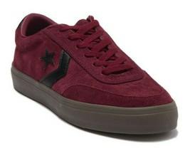 Converse Courtlandt Oxford Men's Burgundy Black Brown Suede Skate Shoes ... - $34.99