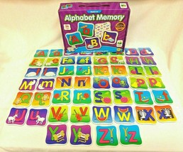 Match It! Alphabet Memory Game - COMPLETE - LNIB - Learning Journey - $12.09