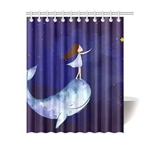 Sweety Love Store-Unique Design A Girl On The Whale Custom 12 holes to which rin - $30.99