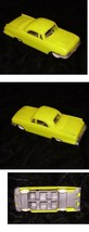 Cadillac Vintage Toy Car Made In Germany Late 1950s - $33.99