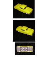 Cadillac Vintage Toy Car Made In Germany Late 1950s - $28.99
