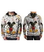 Mickey Mouse Art Hoodie Fullprint Men - $44.99