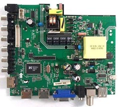 Proscan Main Board / Power Supply Board for PLDED3996A-E (A1602 Serial)