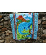 Quilt for Baby or Child-Dinosaur Quilt-Throw Size Blanket-BabyQuilt - $92.57