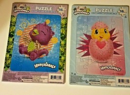 Hatchimals Framed Puzzles* Set of 2* Ages 4 and Up! - $8.71