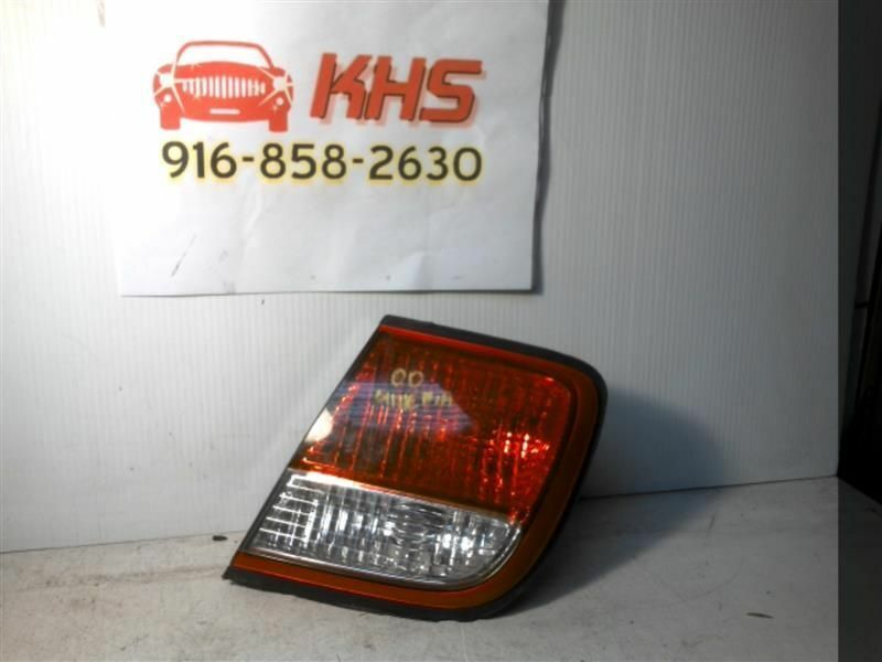 Primary image for PASSENGER RIGHT TAIL LIGHT LID MOUNTED FITS 99-00 MAZDA MILLENIA 321773