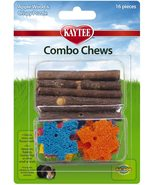 Kaytee Combo Chews, Apple Wood and Crispy Puzzle - $9.88