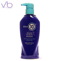 IT'S A 10 Miracle Moisture Shampoo 10oz  Made In USA Sulfate FREE, its a 10 - $21.47