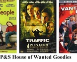 SMART PEOPLE+ TRAFFIC+ VANTAGE POINT- Dennis Quaid Trilogy [DVD 3 Movie Lot]