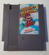 Super Mario Bros. 2 (Nintendo Entertainment System, 1988) NES - $25.69