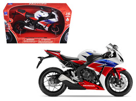 2016 Honda CBR100RR Red/White/Blue/Black Motorcycle Model 1/12 by New Ray - $25.33