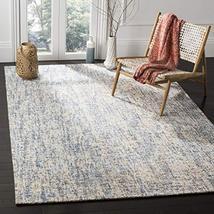 Safavieh Abstract Collection ABT468C Handmade Premium Wool Area Rug, 4' ... - $93.80