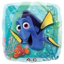 Finding Dory Foil Party Balloon Decoration - €2,24 EUR+