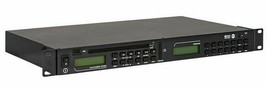 RCF - MS1033 - FM Tuner CD Player MP3 USB 1 Rack SP - $494.95