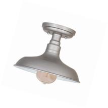 Design House 519876 Kimball 1 Light Semi Flush Mount Ceiling, Galvanized... - €25,33 EUR