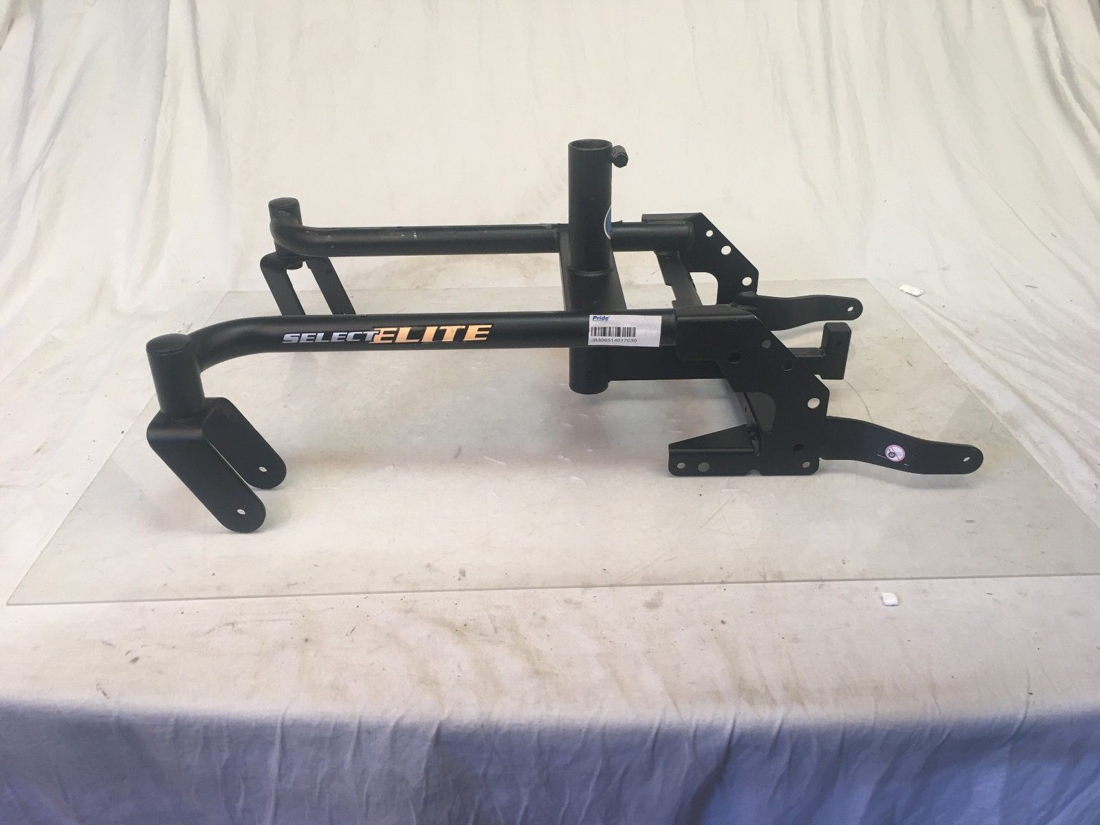 Body Frame w/ Casters from Pride Select Elite Power Wheelchair