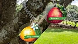 Disney Gift Card Design Epcot Flower & Garden Festival 2019 No Value Flower Seed - $6.85