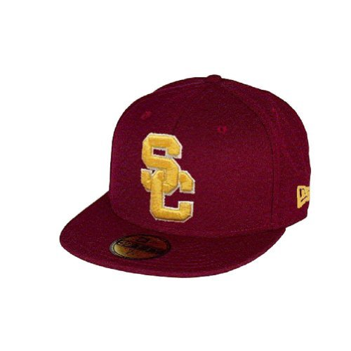 Primary image for USC Trojans 59Fifty Fitted Cap 7
