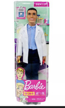 Barbie YOU CAN BE ANYTHING Dentist Ken Doll With Accessories Mattel 2019... - $13.74