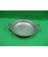 Vintage RWP Wilton Aremtale Solid Pewter Mini Serving Platter Dish with ... - $14.92