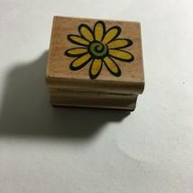 "Flower Rubber Stamp by StampCraft 1.5""    440D99 - $7.67"