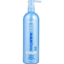 Rusk By Rusk Deepshine Color Hydrate Conditioner 25 Oz - $34.00
