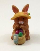 Hallmark Merry Miniature Blue Ribbon Bunny 1996 - $6.89
