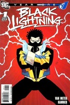BLACK LIGHTNING Year One #1,3,5,6 Lot (DC/2009) - $7.70