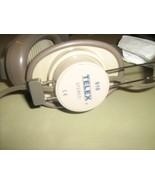 Telex Stereo 610 Headphones Earphones - $34.20