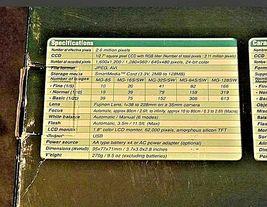 Fujifilm FinePix 2800 Zoom 2.0 MP Digital Camera Silver Vintage AA19-1389 image 11