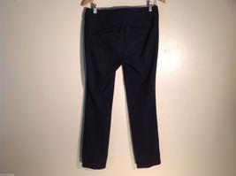Womens Loft Petites Size 6P Black Casual/Dress Pants Excellent image 4