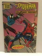 1994 Marvel Comics Spider-Man Collectors Preview with Scarlet Spider - $2.95