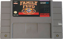 Nintendo Game Sns-006 family feud - $9.99