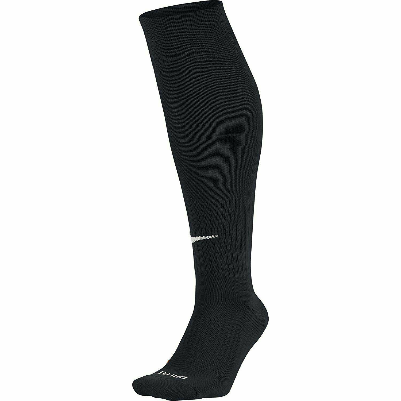 NIKE Academy Cushioned Soccer Dri-Fit OTC Socks size SM and M (Black) image 6