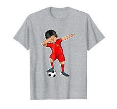 New Shirts - Dabbing Soccer Boy Portugal Jersey T Shirt Football Fan Men image 3
