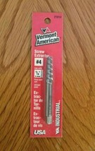 VERMONT AMERICAN INDUSTRIAL EASY OUT SPIRAL FLUTE BOLT & SCREW EXTRACTOR... - $7.55