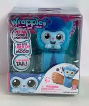 Moose Toys Little Live Pets Wrapples 'Skyo' Batteries Included - $8.91