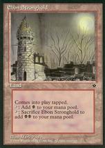 Magic: The Gathering - Fallen Empires - Ebon Stronghold - $0.25