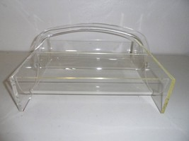 Acrylic snacks crakers Hors d'oeuvres server pa... - $32.69