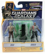 Guardians of the Galaxy Drax and Korath Figure Pack Toy - $10.93
