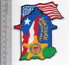 US Secret Service USSS Puerto Rico San Juan Field Office Agent Service Patch  - $12.99