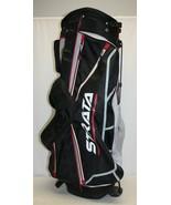 Callaway Strata Golf Bag Super Light- Red/Black  - $98.99